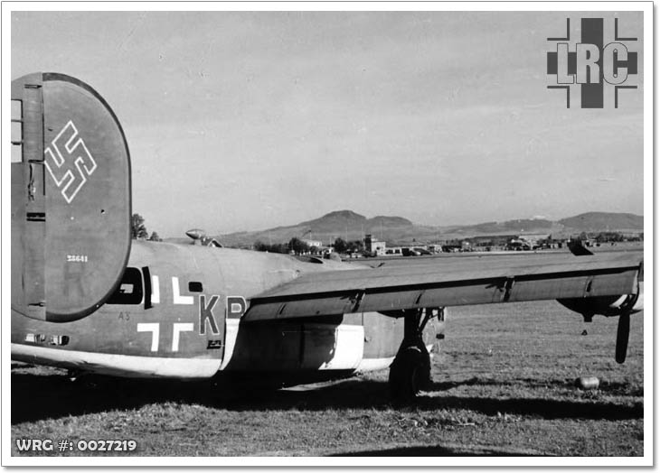 B-24H Liberator 1/72 (Academy) B24-wr10