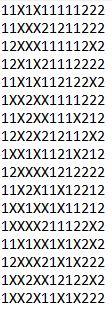 SUGESTÕES DE TOTOBOLA FMKF-35 = MÚLTIPLAS / DESDOBRAMENTOS / SIMPLES 18710