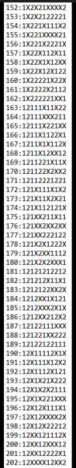 SUGESTÕES DE TOTOBOLA FMKF-35 = MÚLTIPLAS / DESDOBRAMENTOS / SIMPLES 20210