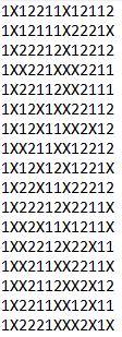 SUGESTÕES DE TOTOBOLA FMKF-35 = MÚLTIPLAS / DESDOBRAMENTOS / SIMPLES 23810
