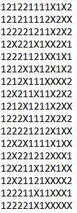 SUGESTÕES DE TOTOBOLA FMKF-35 = MÚLTIPLAS / DESDOBRAMENTOS / SIMPLES 35710