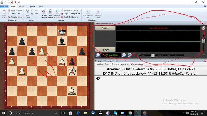 Chessbase megazine  Akka11