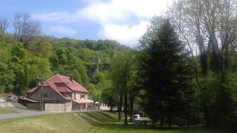 Diagonale du Doubs  29/04/2018 20180416