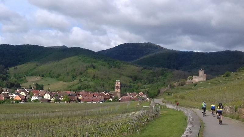 Ronde des muguets à Appenwihr 01/05 20180510