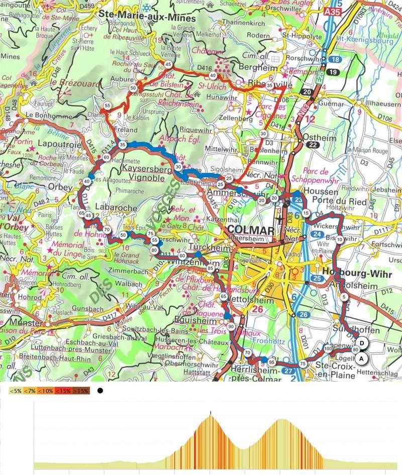 Ronde des muguets à Appenwihr 01/05 Parcou10