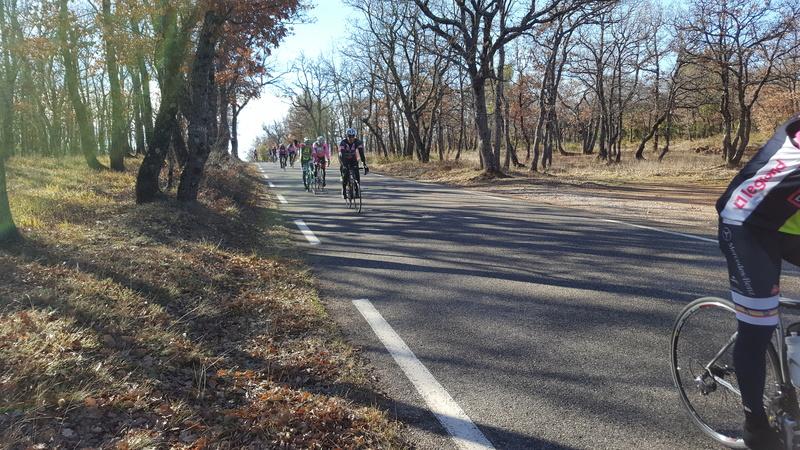 Samedi 23 vélo. Venez nombreux!!! 20171226