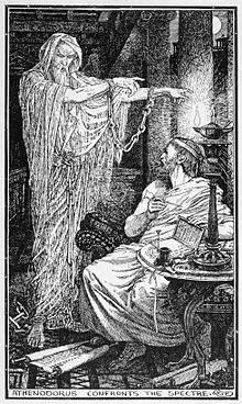 Athénodore et le fantôme Athyno10