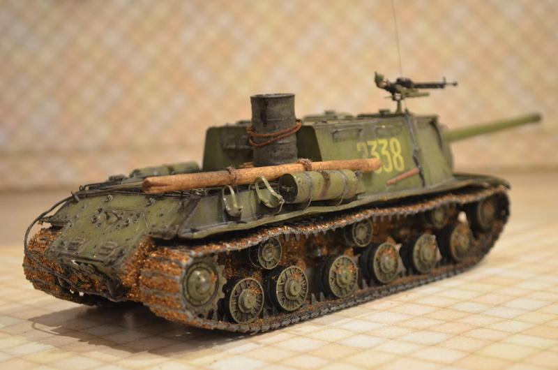 ИСУ-122 Звезда 1/35 - Страница 2 Dsc_0010
