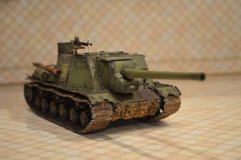 ИСУ-122 Звезда 1/35 - Страница 2 Dsc_0013