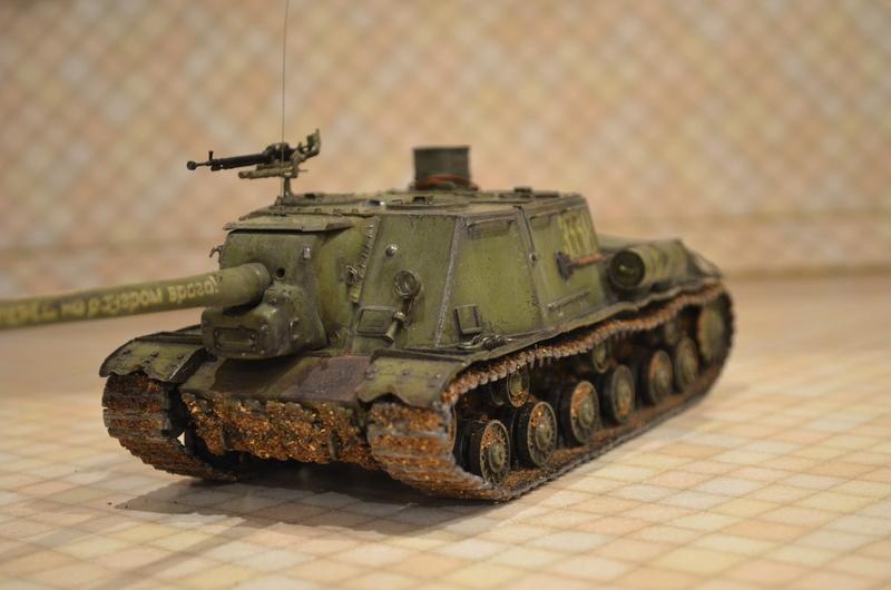 ИСУ-122 Звезда 1/35 - Страница 2 Dsc_0014