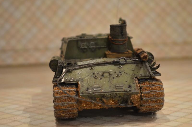 ИСУ-122 Звезда 1/35 - Страница 2 Dsc_0015