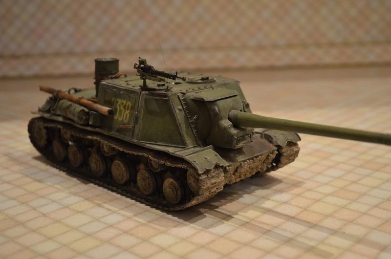 ИСУ-122 Звезда 1/35 - Страница 2 Dsc_0017