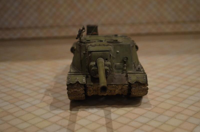 ИСУ-122 Звезда 1/35 - Страница 2 Dsc_0018