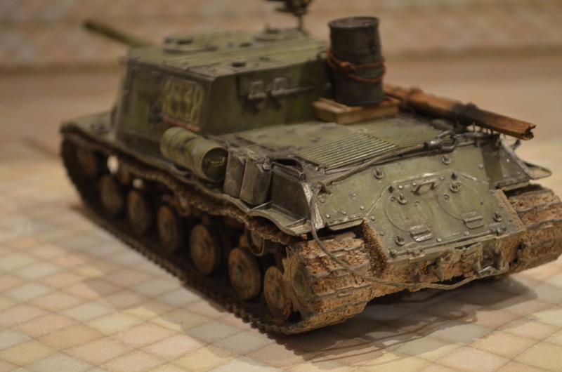ИСУ-122 Звезда 1/35 - Страница 2 Dsc_0019