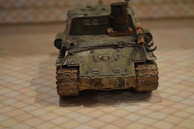 ИСУ-122 Звезда 1/35 - Страница 2 Dsc_0020