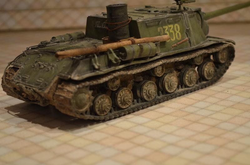 ИСУ-122 Звезда 1/35 - Страница 2 Dsc_0023