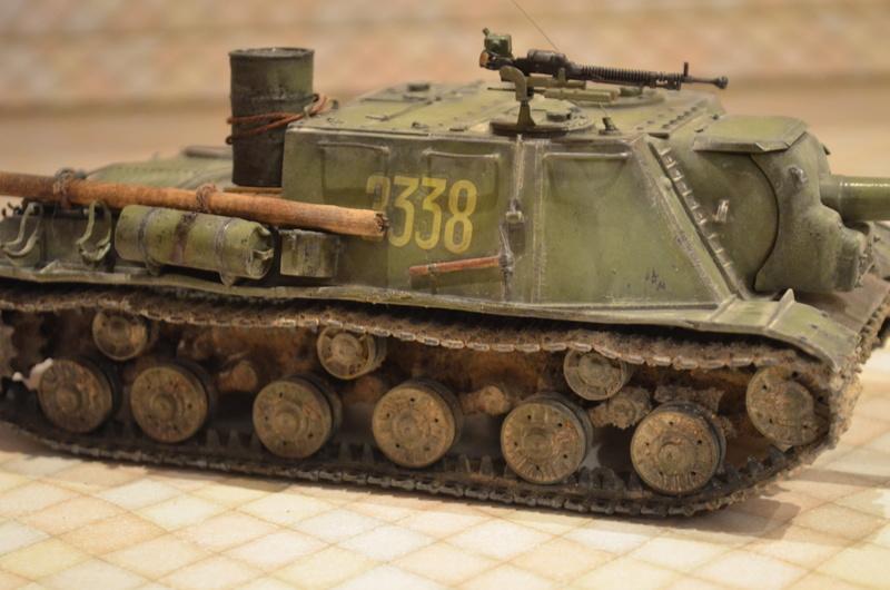 ИСУ-122 Звезда 1/35 - Страница 2 Dsc_0024