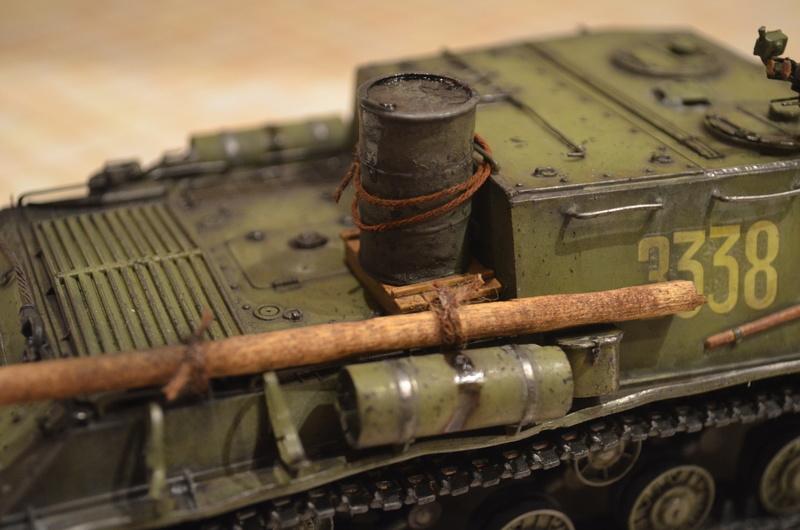 ИСУ-122 Звезда 1/35 Dsc_0110