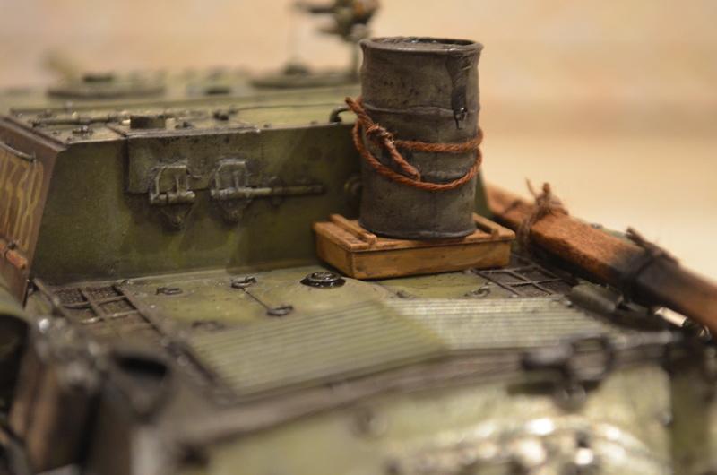ИСУ-122 Звезда 1/35 Dsc_0127