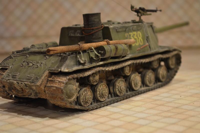 ИСУ-122 Звезда 1/35 - Страница 2 Dsc_0128