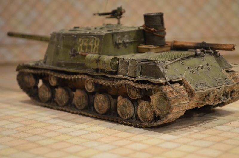 ИСУ-122 Звезда 1/35 - Страница 2 Dsc_0131