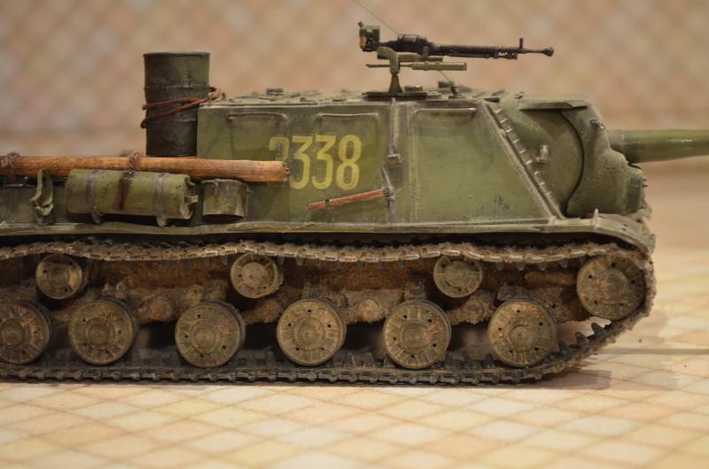 ИСУ-122 Звезда 1/35 - Страница 2 Dsc_0132