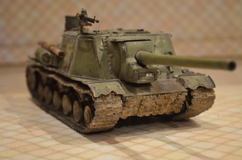 ИСУ-122 Звезда 1/35 - Страница 2 Dsc_0133