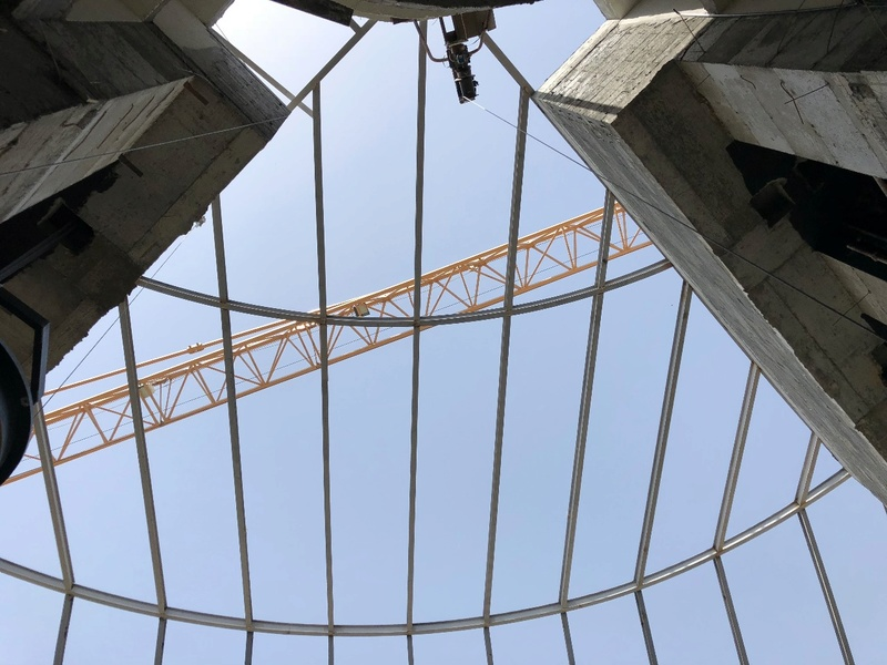double glass glazing on steel structure Img-2010