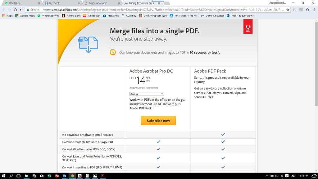 Making PDF File with Multiple Pages Untitl10