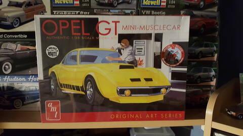 Model Car Kits For Sale