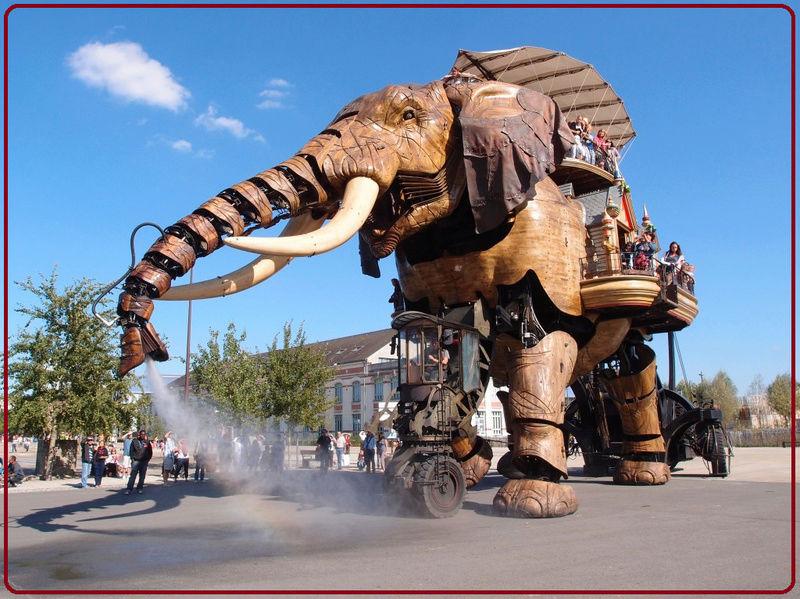 [France] Les Machines de l'île - Nantes  (depuis 2007) Elepha10