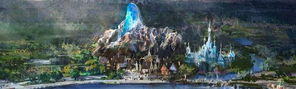 [Parc Walt Disney Studios] Nouvelle zone La Reine des Neiges  (202?) Frozen10