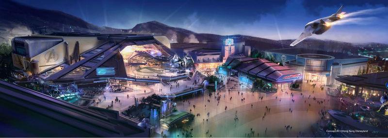 [News] Extension du Parc Walt Disney Studios avec Marvel, Star Wars, La Reine des Neiges et un lac (2020-2025) - Page 3 Hk_mar10