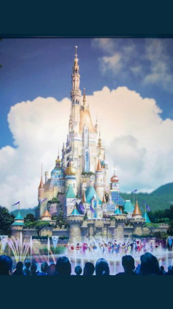 [Hong Kong Disneyland] Nouveau Sleeping Beauty Castle (2020) - Page 5 Screen11