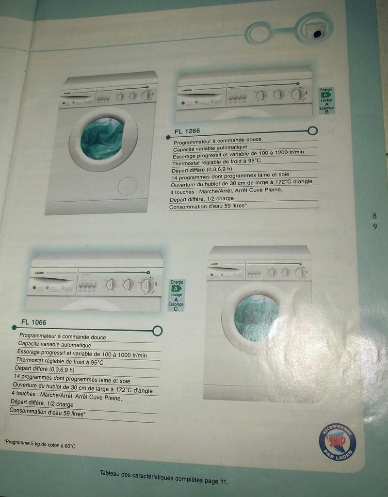 Laden 2001 fabricant de temps libre L810