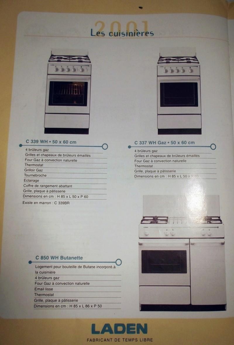 Laden 2001 fabricant de temps libre Lc210