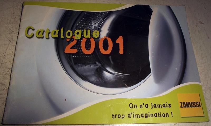 """Zanussi 2001 """"On n'a jamais trop d'imagination !"""" Z110"""