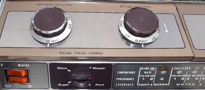 Forum Electroménager Ancien