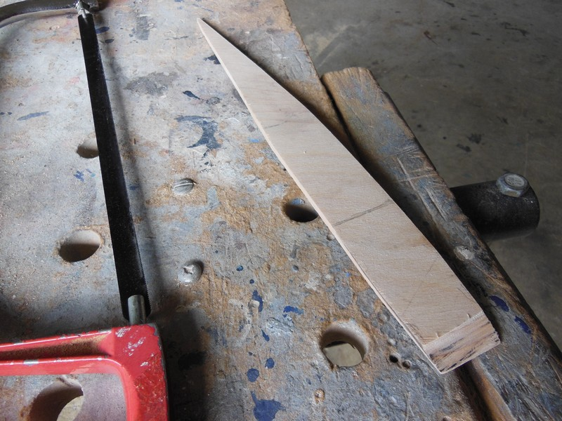 STAMPE SV4c 100% scratch en bois massif sculpté (mais pas que) au 1/15e : signature finale 0616