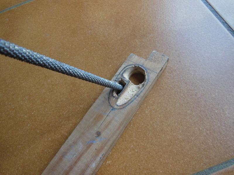 STAMPE SV4c 100% scratch en bois massif sculpté (mais pas que) au 1/15e : suite de la fabrication du moteur 0816