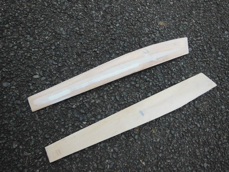 STAMPE SV4c 100% scratch en bois massif sculpté (mais pas que) au 1/15e : suite de la fabrication du moteur 0918