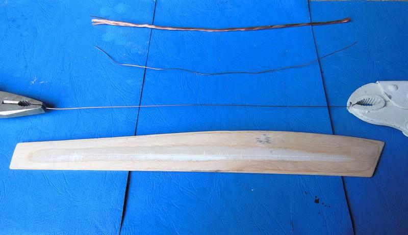 STAMPE SV4c 100% scratch en bois massif sculpté (mais pas que) au 1/15e : suite de la fabrication du moteur 1813