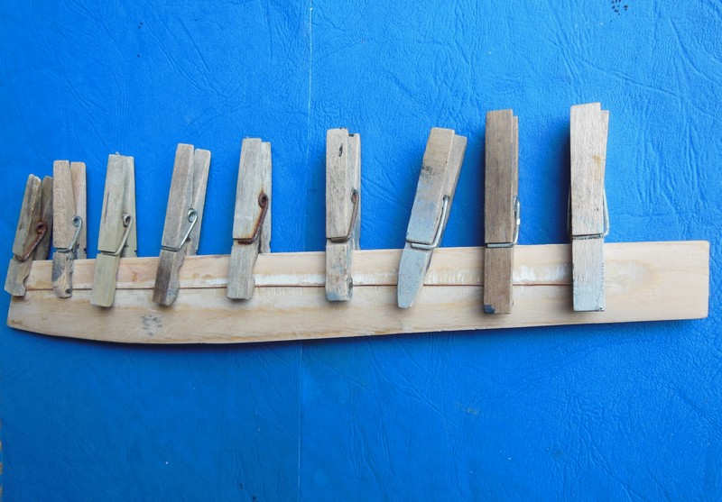 STAMPE SV4c 100% scratch en bois massif sculpté (mais pas que) au 1/15e : signature finale 2012