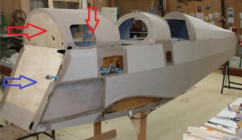 STAMPE SV4c 100% scratch en bois massif sculpté (mais pas que) au 1/15e : signature finale 3011
