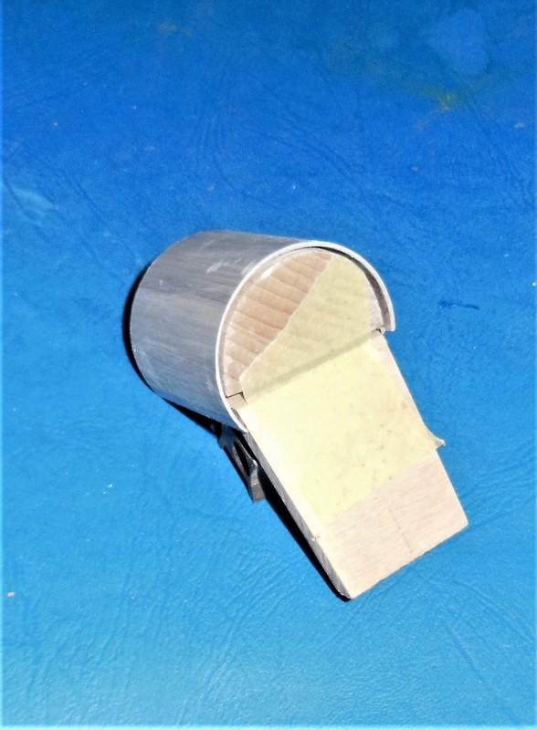 STAMPE SV4c 100% scratch en bois massif sculpté (mais pas que) au 1/15e : suite de la fabrication du moteur 4312