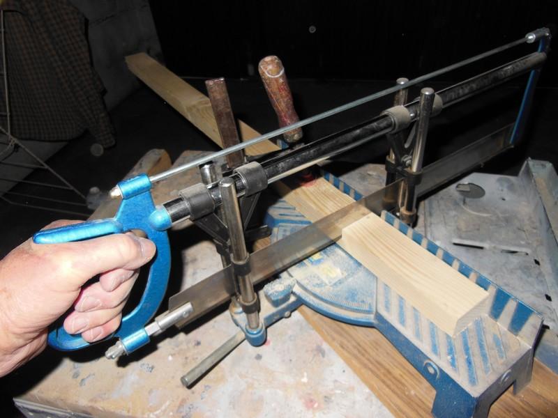 STAMPE SV4c 100% scratch en bois massif sculpté (mais pas que) au 1/15e : suite de la fabrication du moteur - Page 2 4612
