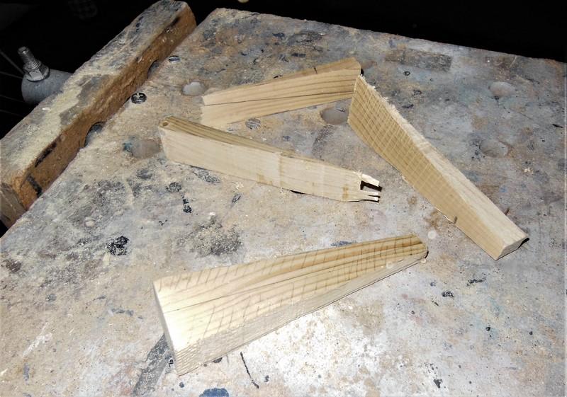 STAMPE SV4c 100% scratch en bois massif sculpté (mais pas que) au 1/15e : suite de la fabrication du moteur - Page 2 4712
