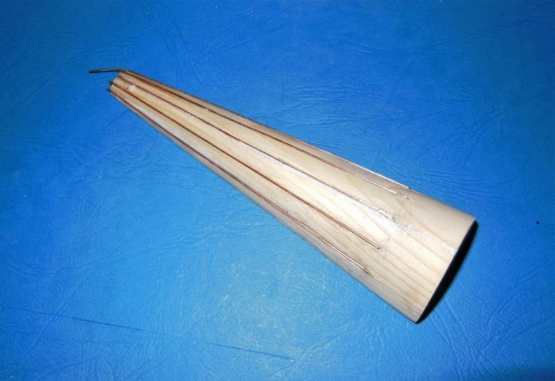 STAMPE SV4c 100% scratch en bois massif sculpté (mais pas que) au 1/15e : suite de la fabrication du moteur - Page 2 5211