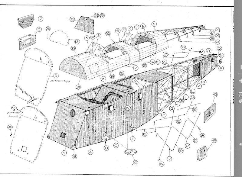 STAMPE SV4c 100% scratch en bois massif sculpté (mais pas que) au 1/15e : suite de la fabrication du moteur - Page 2 5911