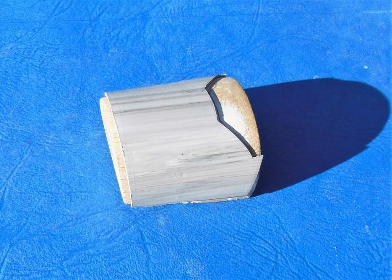 STAMPE SV4c 100% scratch en bois massif sculpté (mais pas que) au 1/15e : suite de la fabrication du moteur - Page 2 7111